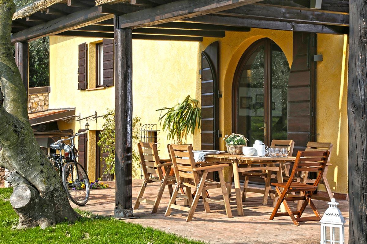Villa dei Rosmarini Lago di Garda vicino al campo da Golf a Toscolano Maderno